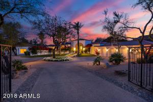 4899 E Mockingbird Lane Paradise Valley, AZ 85253