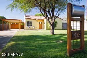 1413 W Glenrosa Avenue Phoenix, AZ 85013