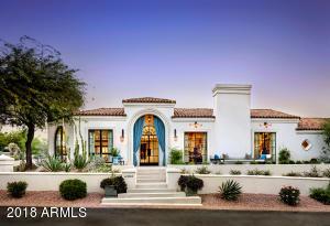 6302 E Vista Drive Paradise Valley, AZ 85253