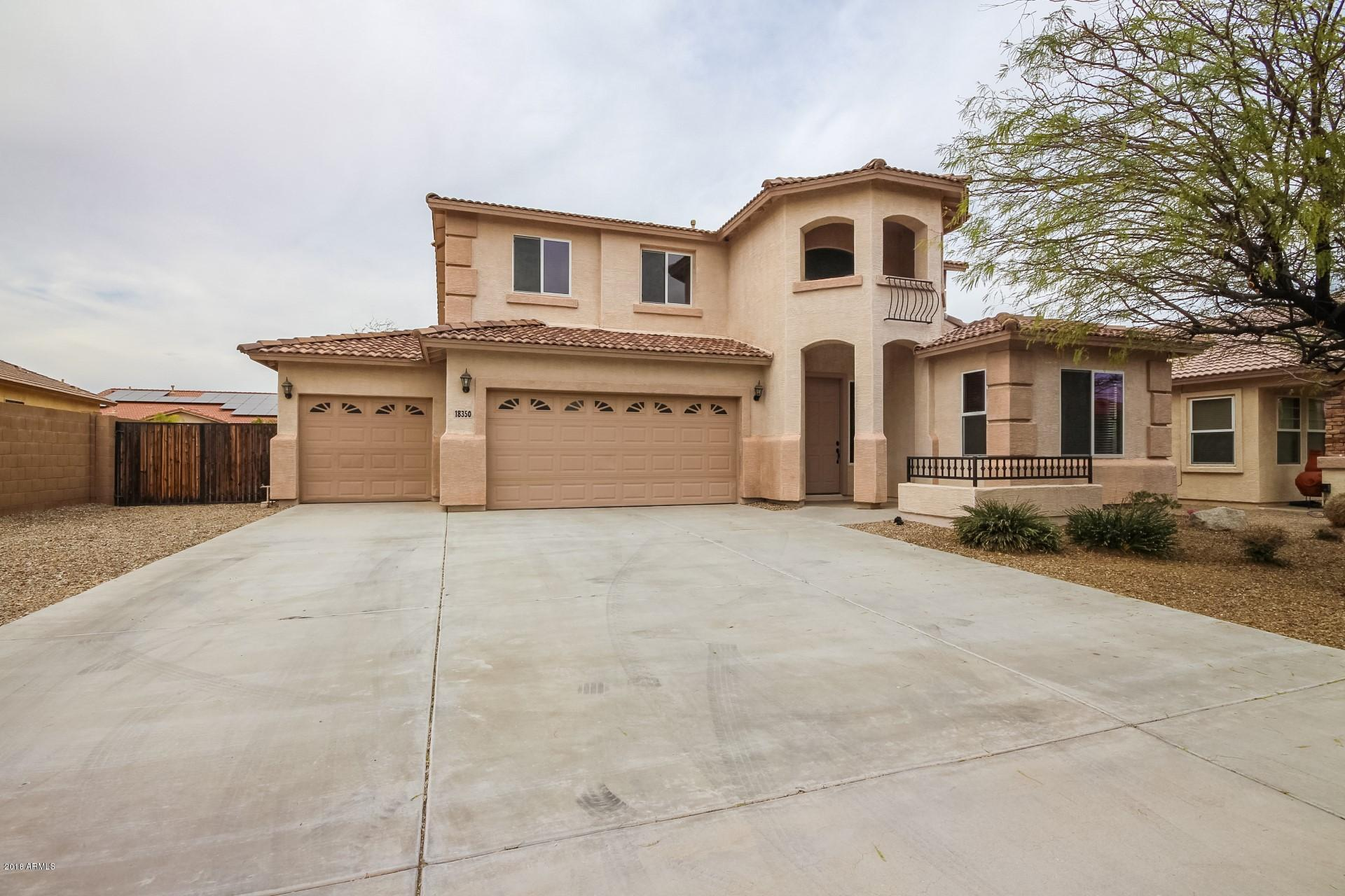 18350 W PORT AU PRINCE LANE, SURPRISE, AZ 85388 - AZwest