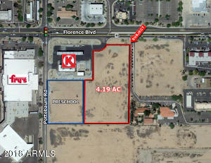 Property for sale at 1415 E Florence Boulevard, Casa Grande,  Arizona 85122