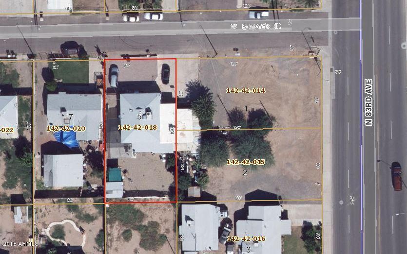 MLS 5708224 8309 W EDWARDS Street, Peoria, AZ Peoria AZ Affordable