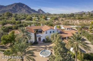 6110 N Kachina Lane Paradise Valley, AZ 85253