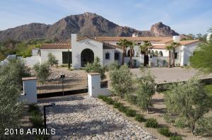 Property for sale at 5841 E Cactus Wren Road, Paradise Valley,  Arizona 85253