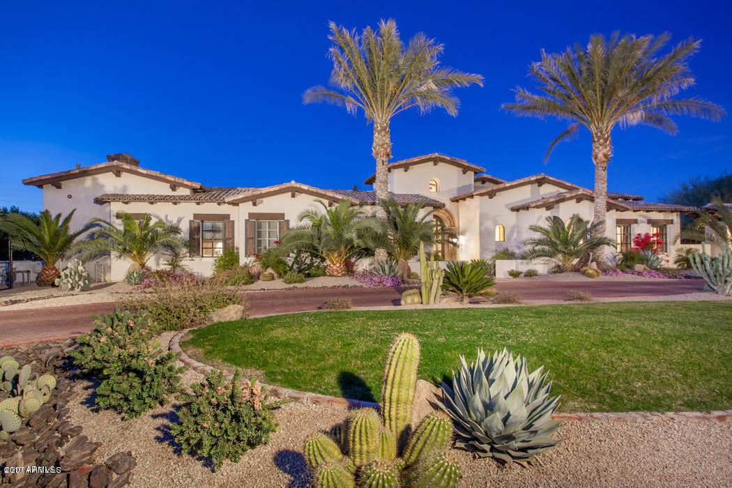 Photo of 5761 N CASA BLANCA Drive, Paradise Valley, AZ 85253