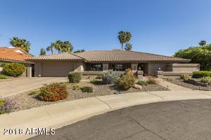 8642 E San Lucas Drive Scottsdale, AZ 85258