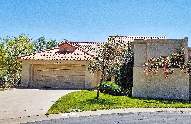 Photo of 10593 E CINNABAR Avenue, Scottsdale, AZ 85258