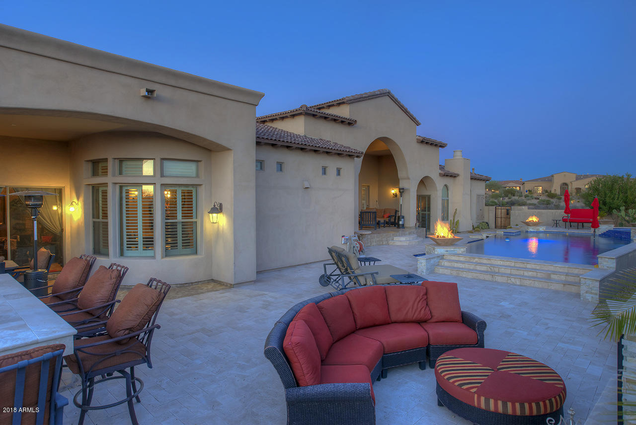 MLS 5752992 9961 E WINTER SUN Drive, Scottsdale, AZ Scottsdale AZ Mirabel Private Pool