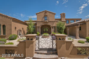 9820 E Parkside Lane Scottsdale, AZ 85255