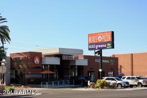 Local Blaze Plaza