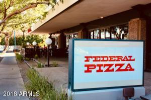 Local Federal Pizza