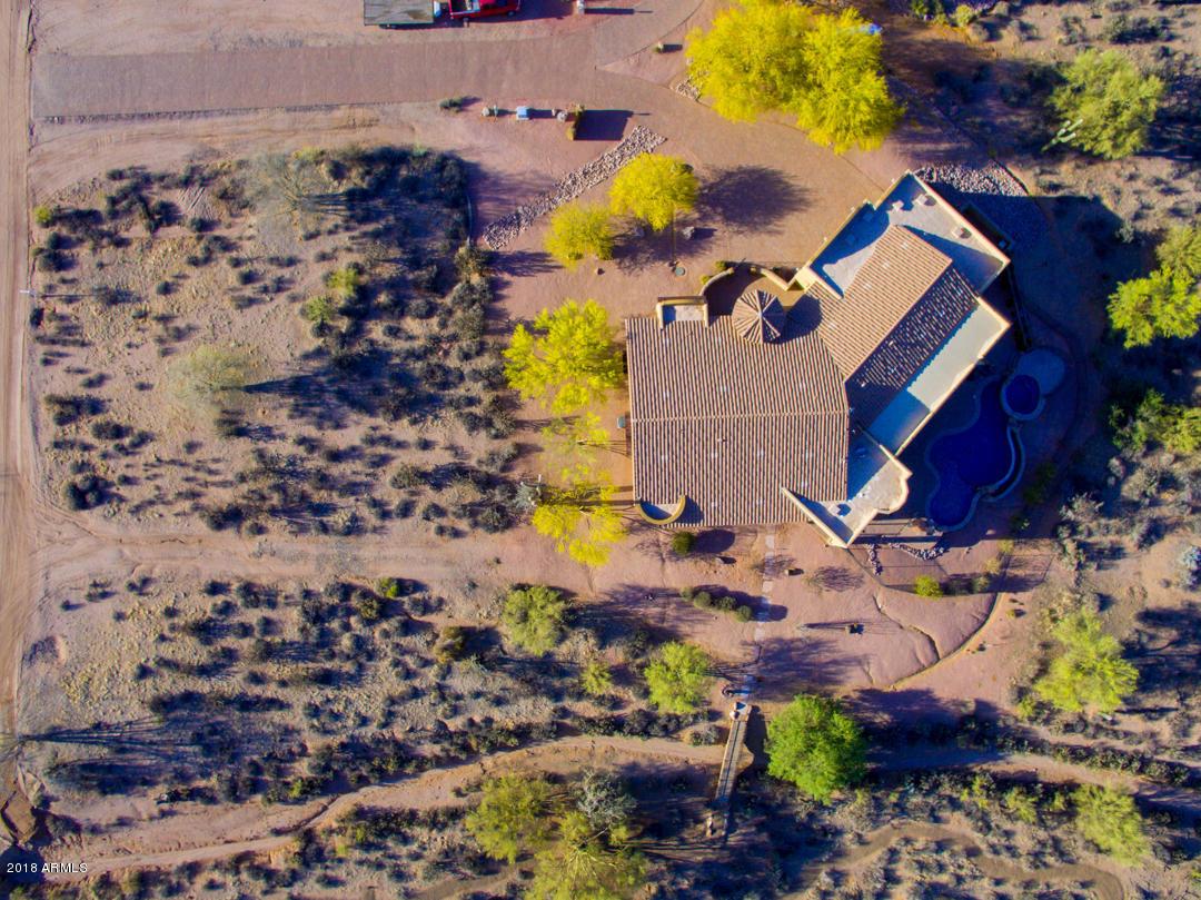 MLS 5753851 16915 E DESERT VISTA Trail, Rio Verde, AZ 85263 Rio Verde AZ Equestrian