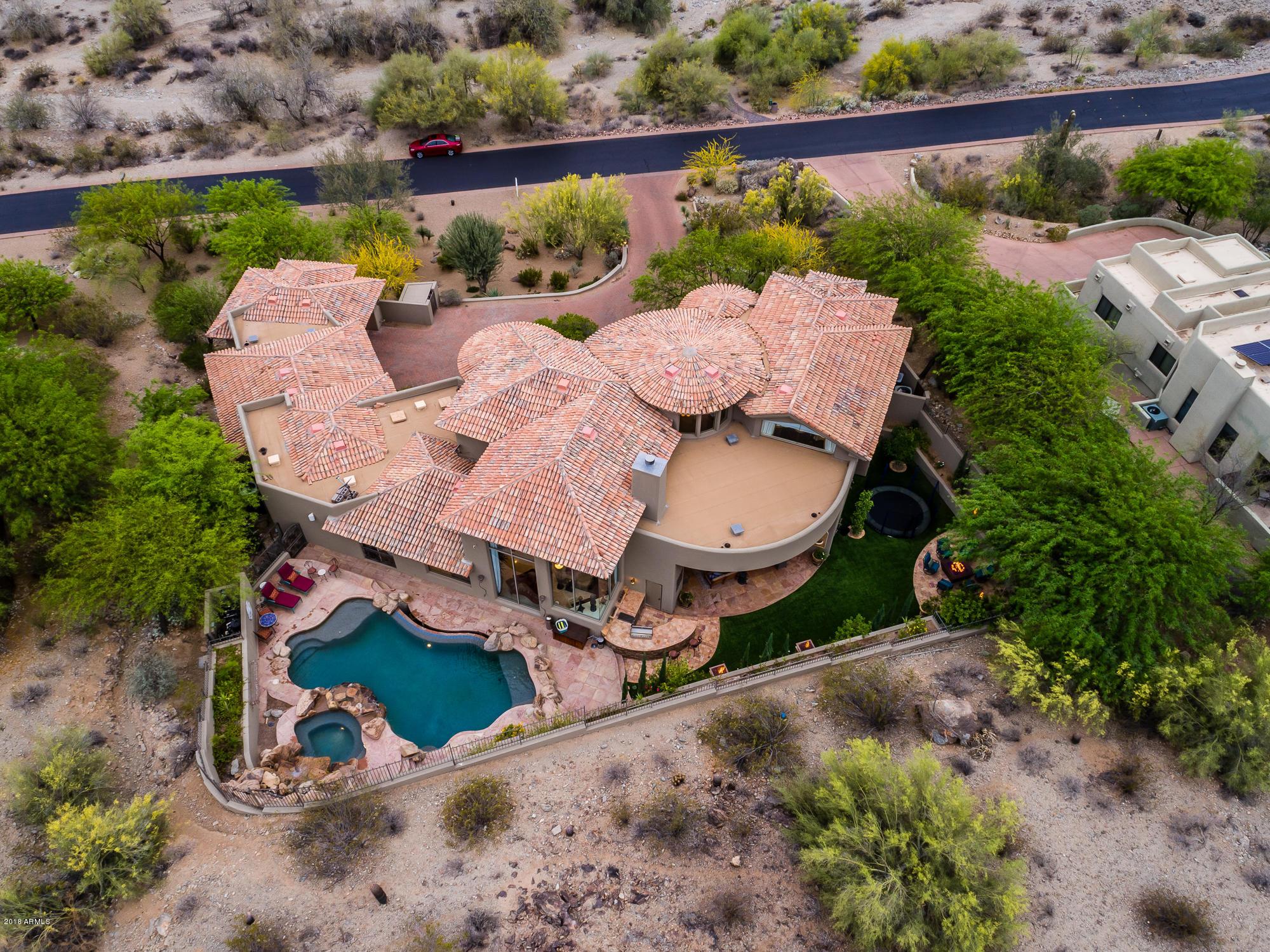 MLS 5753652 13841 S CANYON Drive, Phoenix, AZ 85048 Ahwatukee Community AZ Four Bedroom