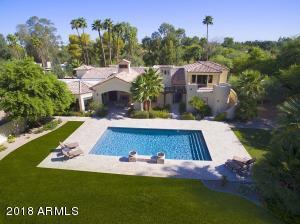 Property for sale at 5745 E Via Los Ranchos Road, Paradise Valley,  Arizona 85253