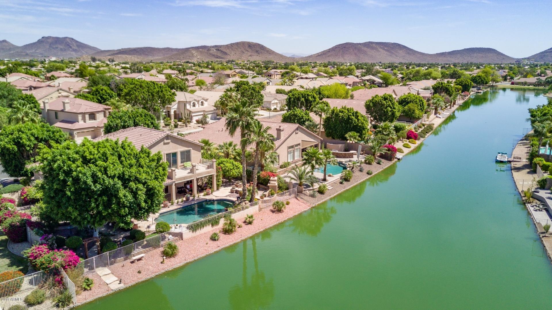 MLS 5756413 7027 W FIREBIRD Drive, Glendale, AZ 85308 Glendale AZ Lake Subdivision