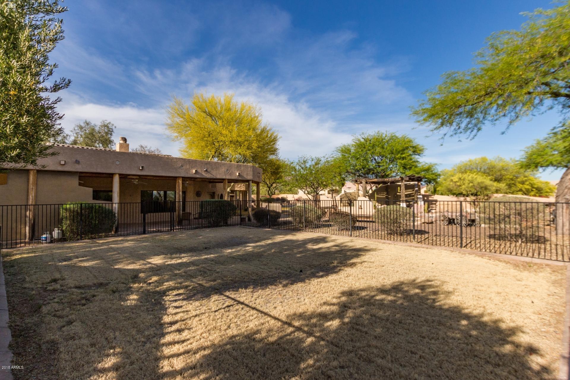 MLS 5756654 9667 E SLEEPY HOLLOW Trail, Gold Canyon, AZ Gold Canyon AZ Equestrian