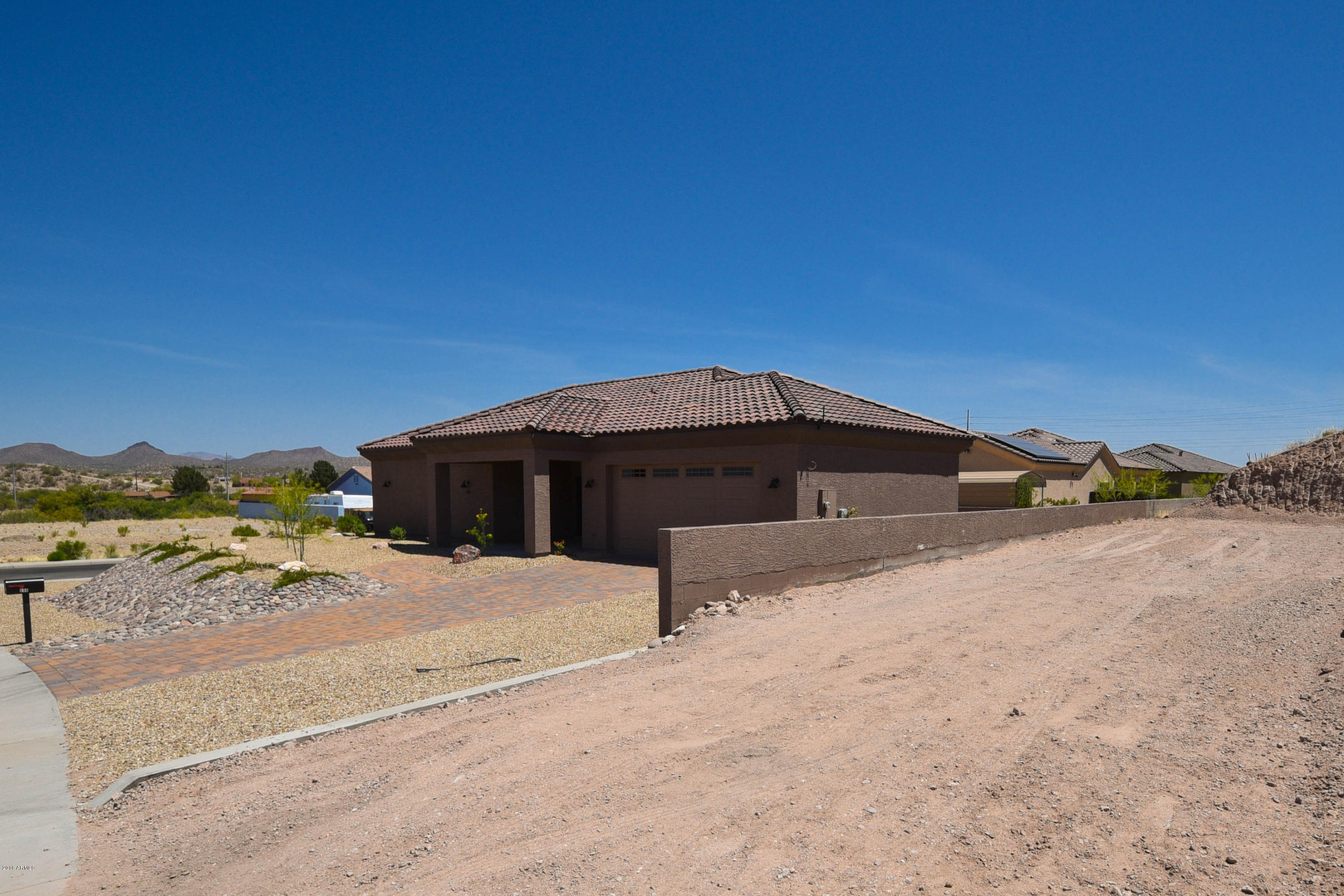 MLS 5757372 699 Topeka Circle, Wickenburg, AZ Wickenburg AZ Newly Built