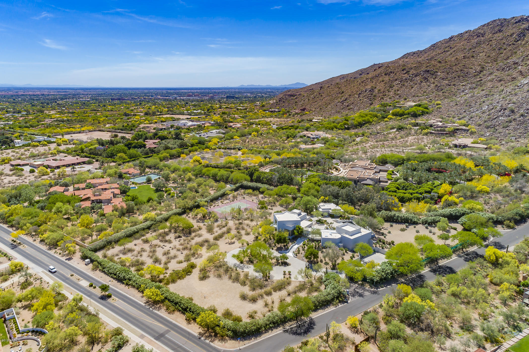 MLS 5761481 5815 N DRAGOON Lane, Paradise Valley, AZ 85253 Paradise Valley AZ Tennis Court