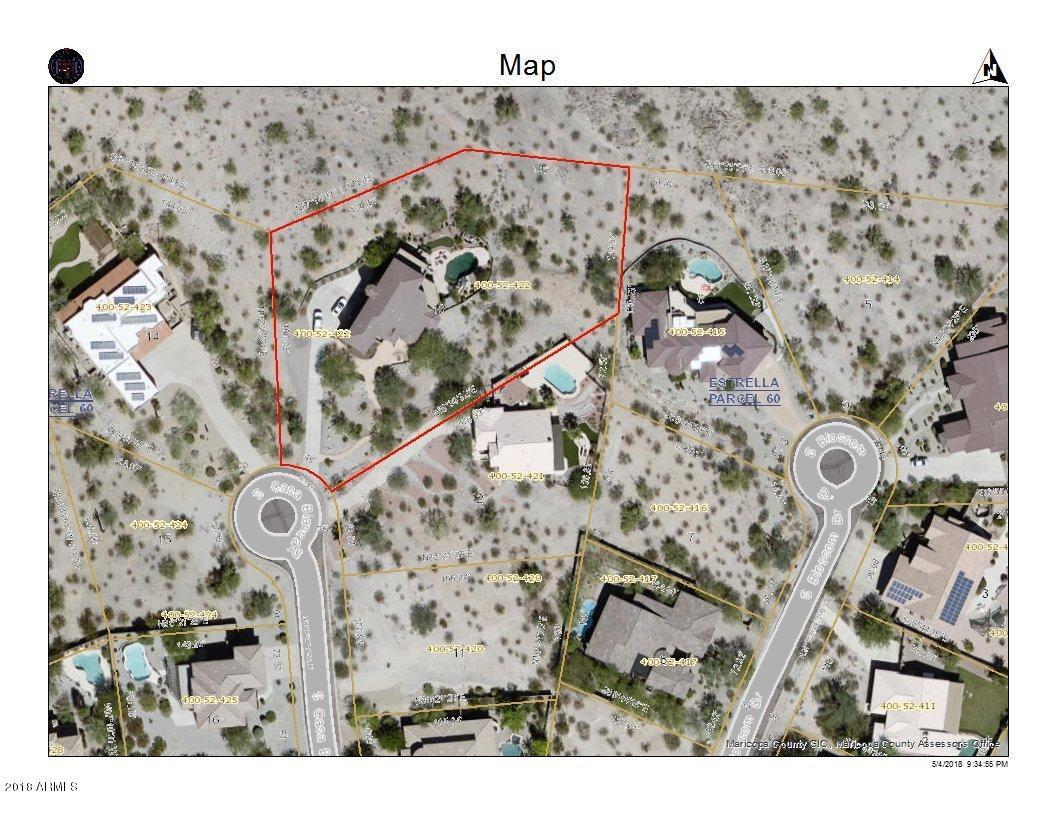 MLS 5761787 10707 S CASA BLANCA Drive, Goodyear, AZ 85338 Goodyear AZ Scenic