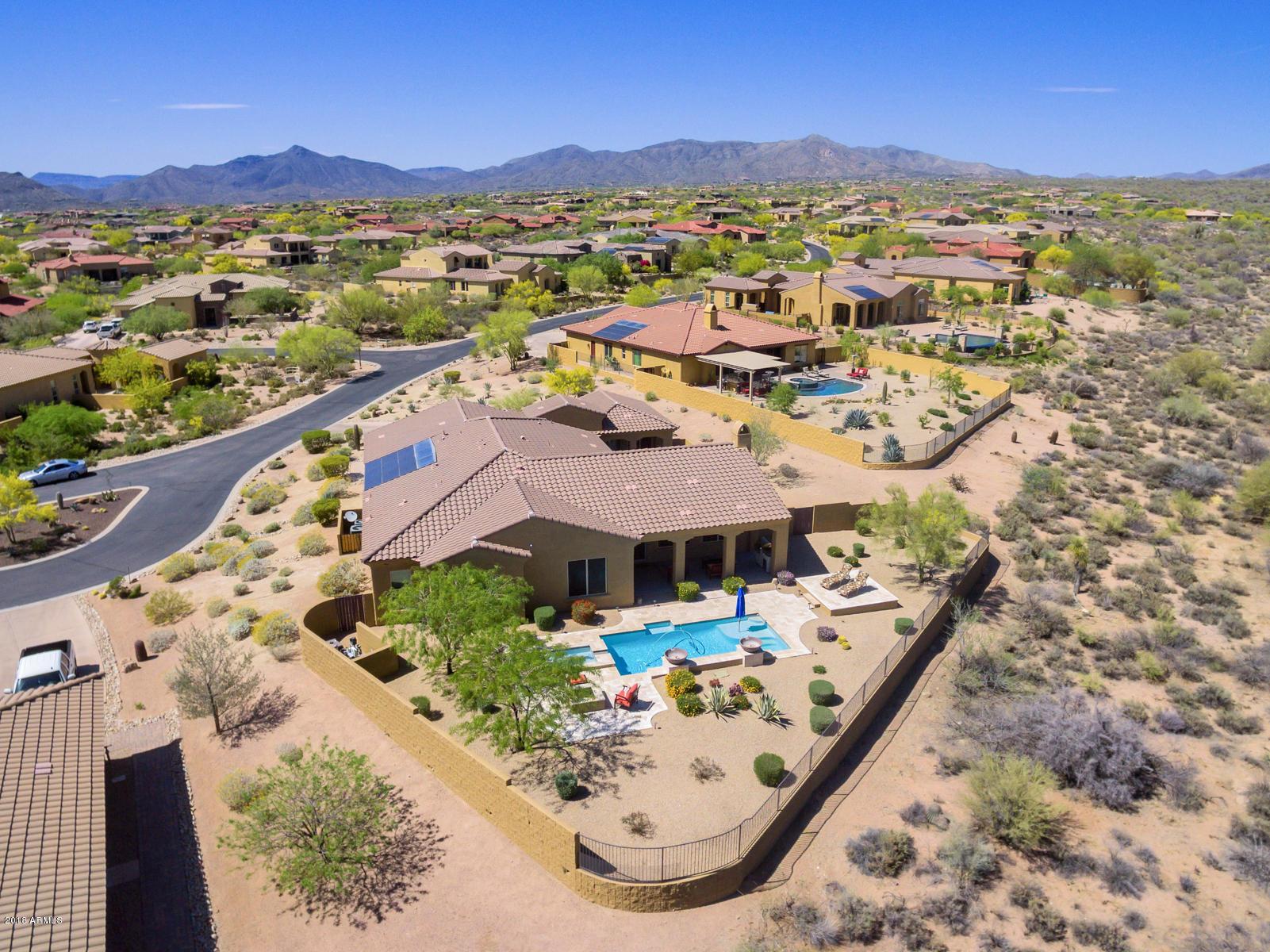 MLS 5762948 36889 N 109th Way, Scottsdale, AZ Scottsdale AZ Mirabel Scenic