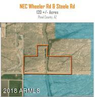Property for sale at 10188 E Steele Road, Coolidge,  Arizona 85128