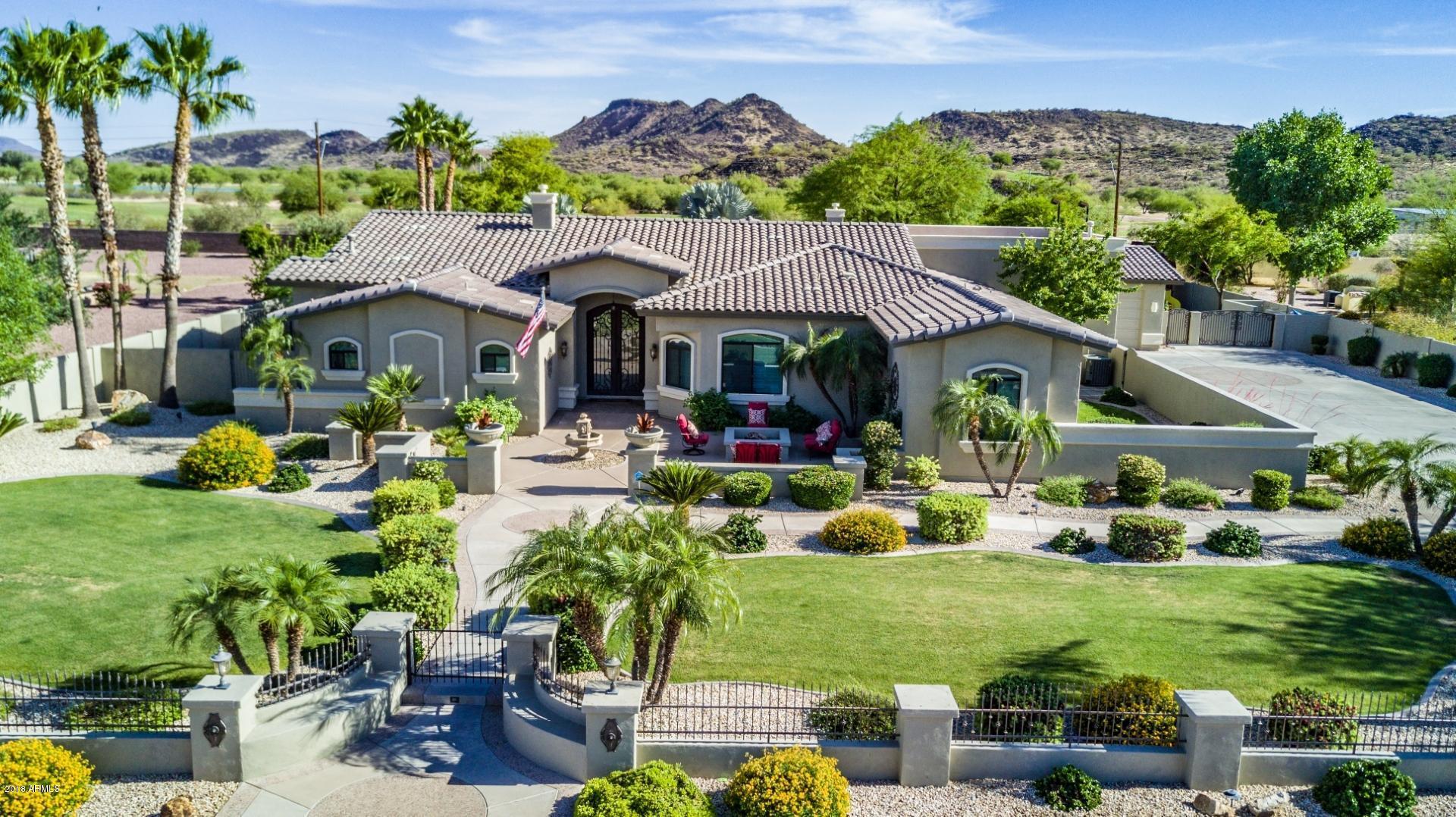 MLS 5765932 5003 W ELECTRA Lane, Glendale, AZ 85310 Glendale AZ Golf