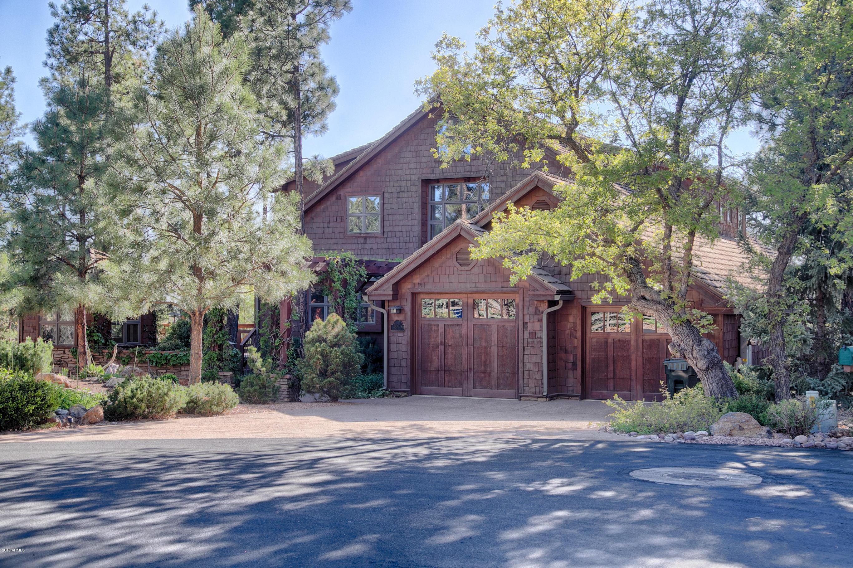 MLS 5728432 2075 E RIDGE Drive, Pinetop, AZ Pinetop AZ Gated