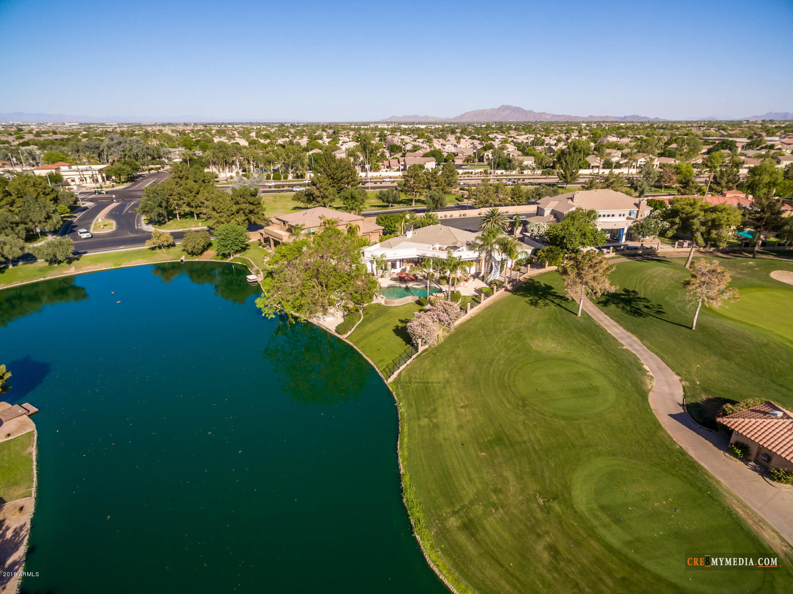 MLS 5765368 3320 S HORIZON Place, Chandler, AZ 85248 Golf Community