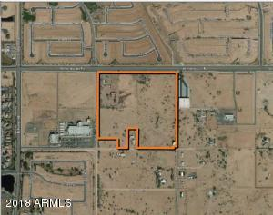 Property for sale at 41011 W Honeycutt Road, Maricopa,  Arizona 85138