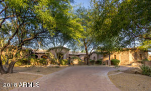 6611 N Hillside Drive Paradise Valley, AZ 85253