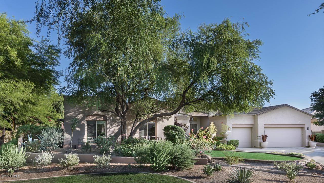 Photo of 7525 E WING SHADOW Road, Scottsdale, AZ 85255