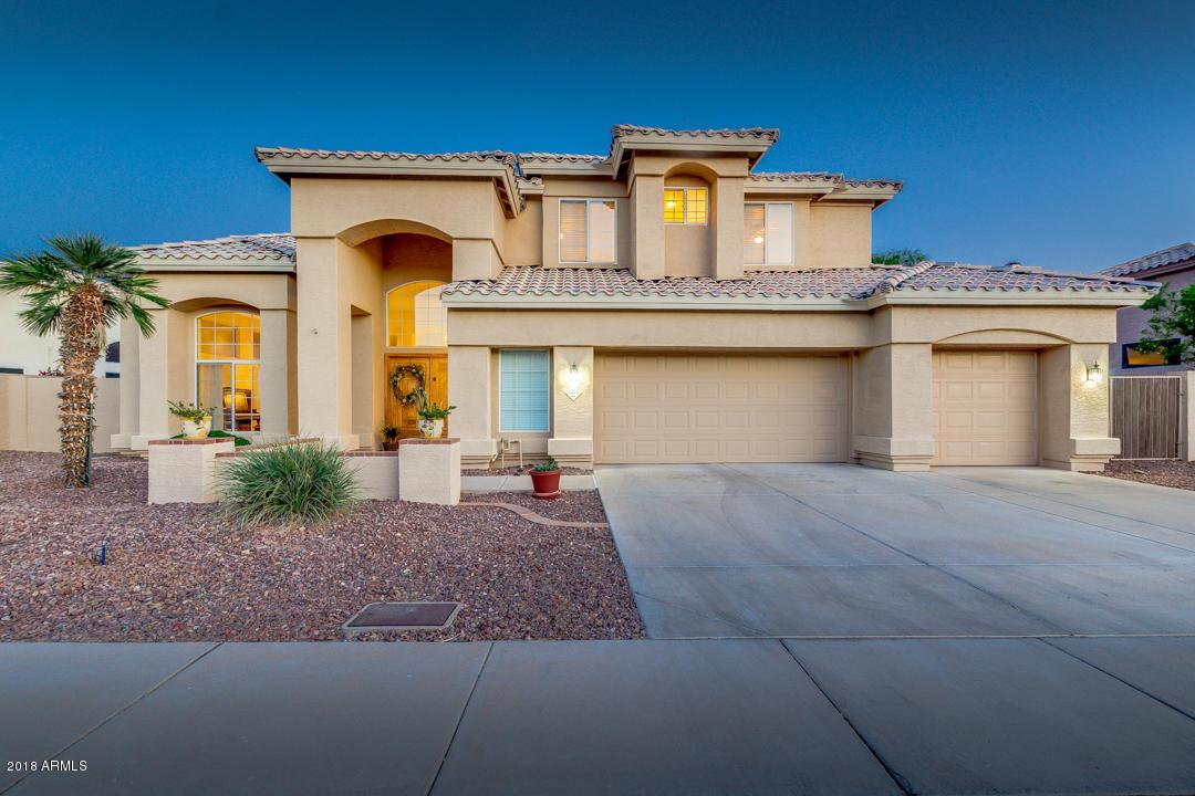 Photo of 6345 W LOUISE Drive, Glendale, AZ 85310