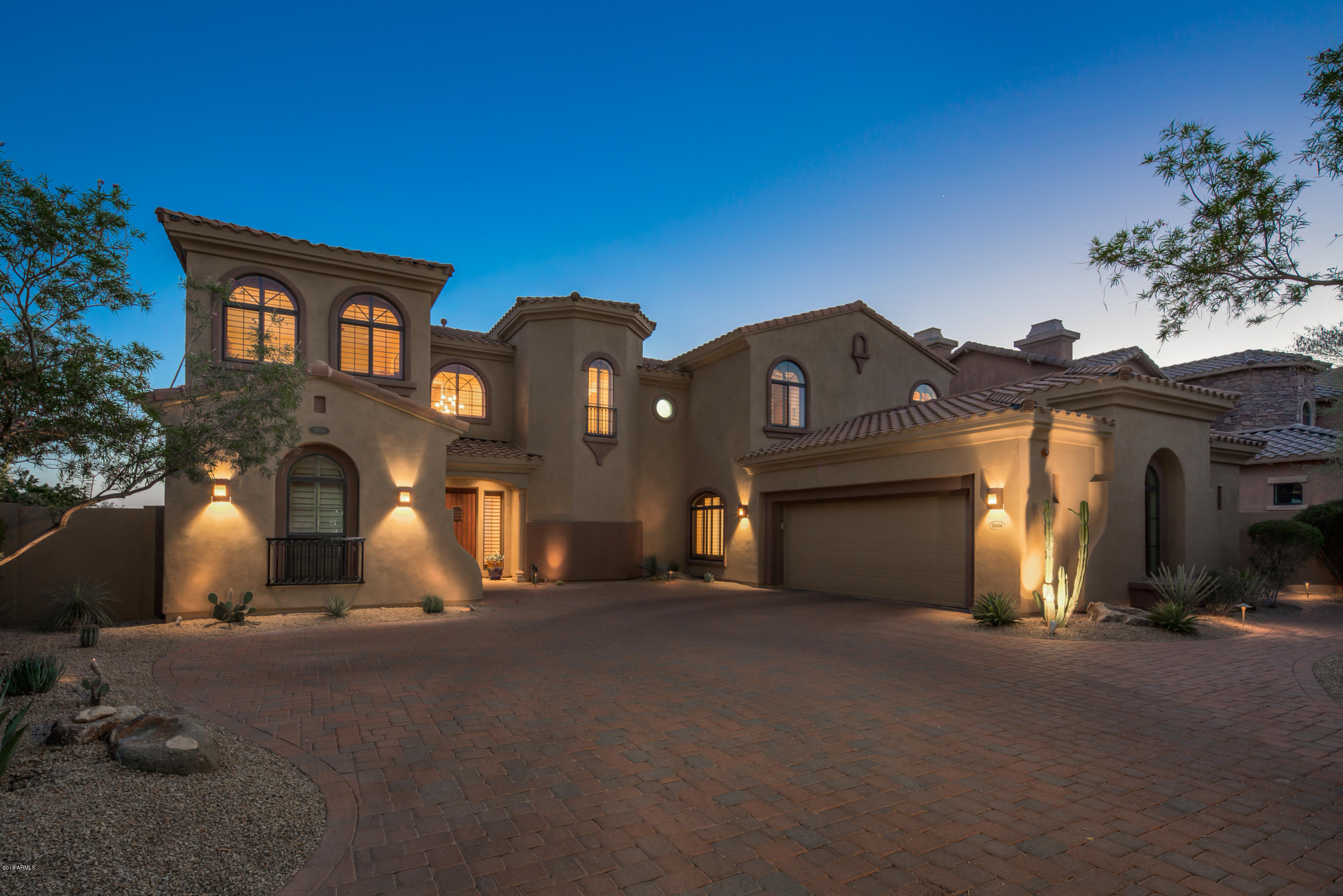 Photo of 9994 E RIDGERUNNER Drive, Scottsdale, AZ 85255
