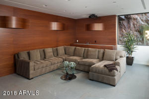 Guest House Sitting Area