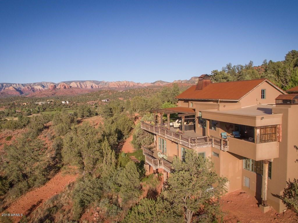 Photo of 700 EAGLE MOUNTAIN RANCH Road, Sedona, AZ 86336