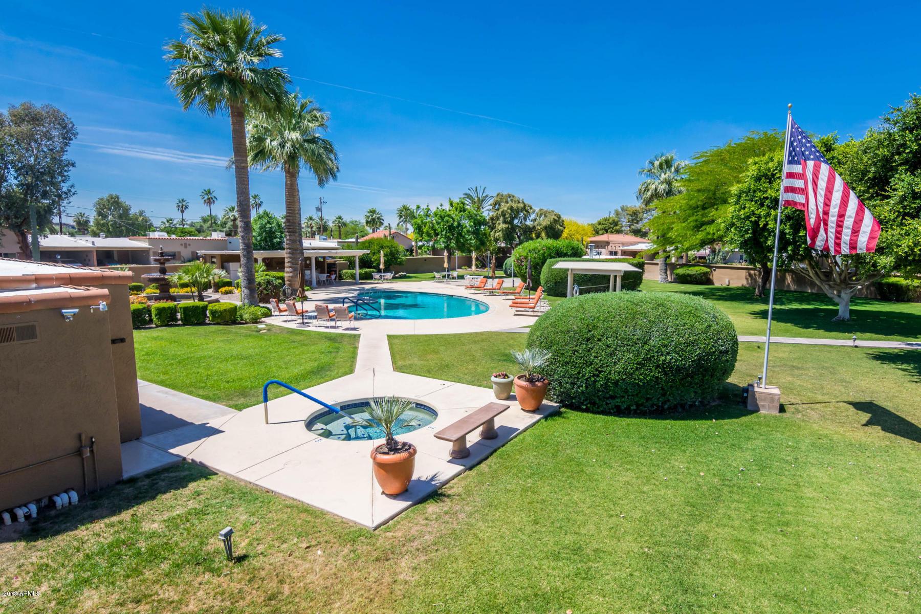 MLS 5782938 7535 E RANCHO VISTA Drive, Scottsdale, AZ Scottsdale AZ Historic