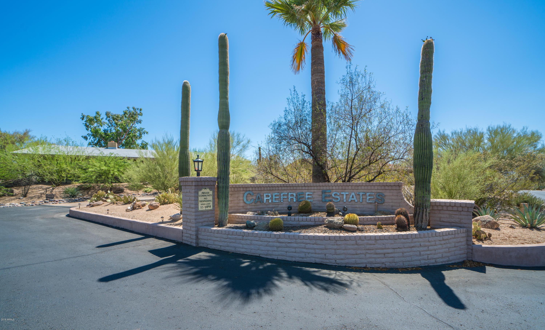 MLS 5784881 7802 E Carefree Estates Circle, Carefree, AZ 85377 Carefree AZ Affordable