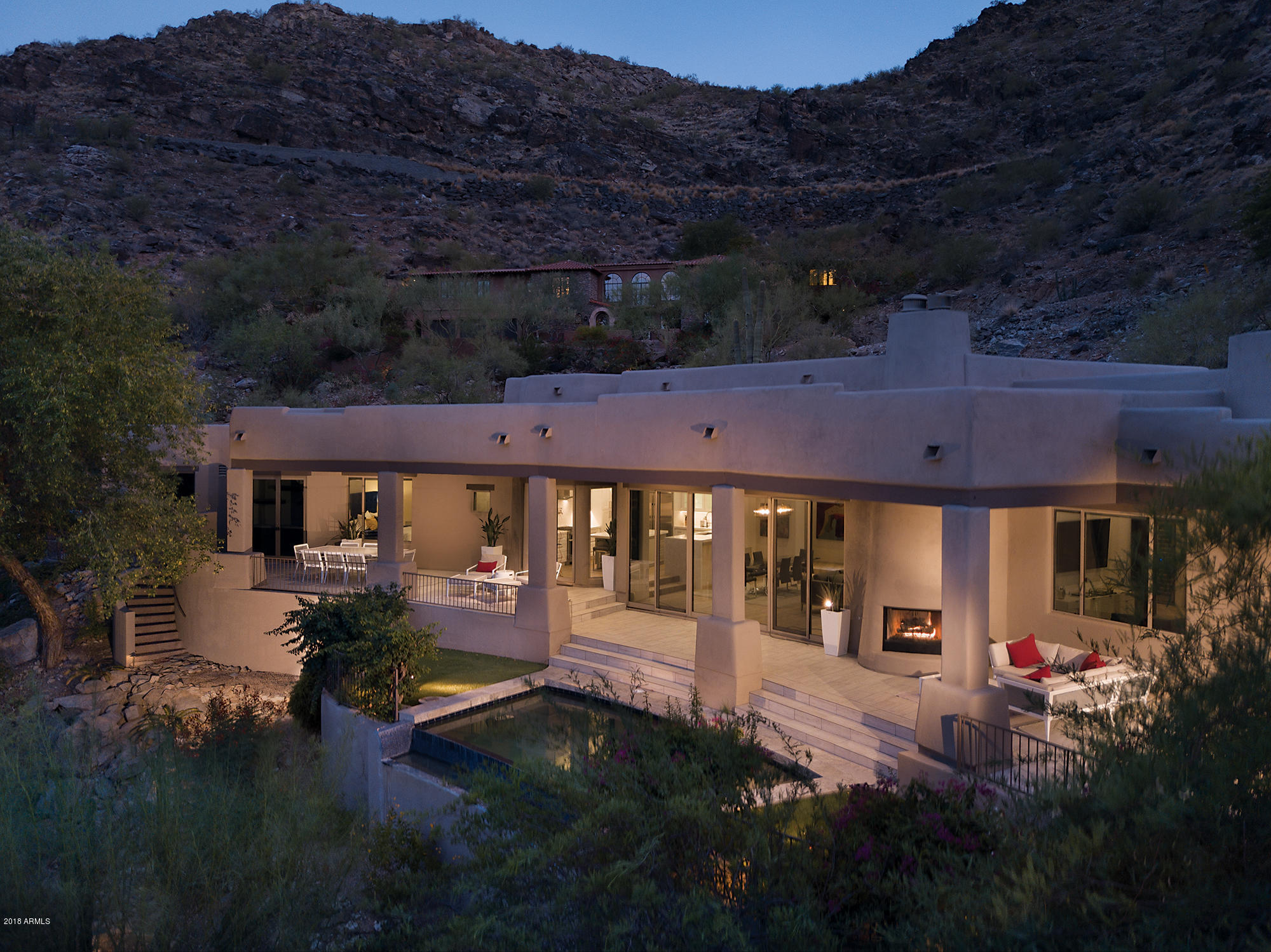 Photo of 5784 E QUARTZ MOUNTAIN Road, Paradise Valley, AZ 85253