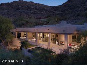 5784 E Quartz Mountain Road Paradise Valley, AZ 85253