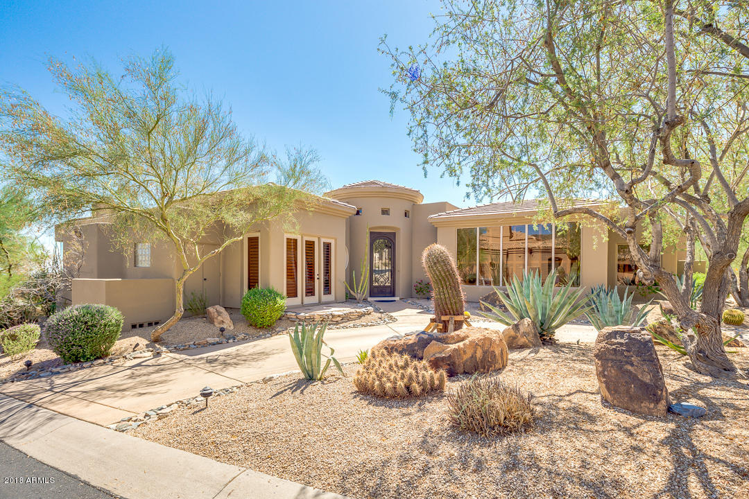 Photo of 13496 E BLOOMFIELD Drive, Scottsdale, AZ 85259