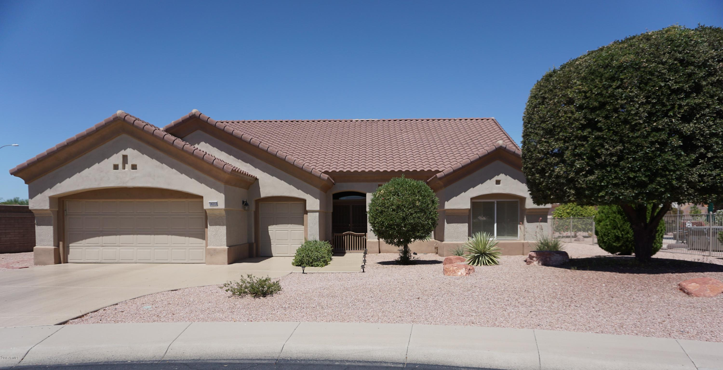 14313 W GUNSIGHT DRIVE, SUN CITY WEST, AZ 85375