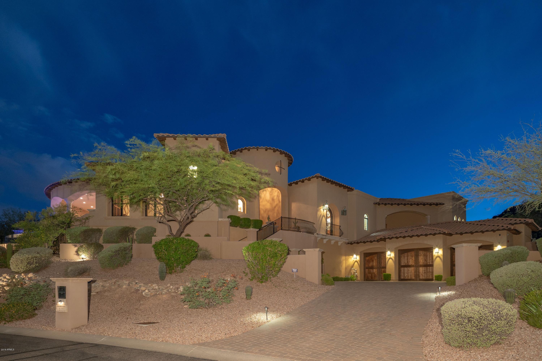 Photo of 13620 N CATCLAW Court, Fountain Hills, AZ 85268