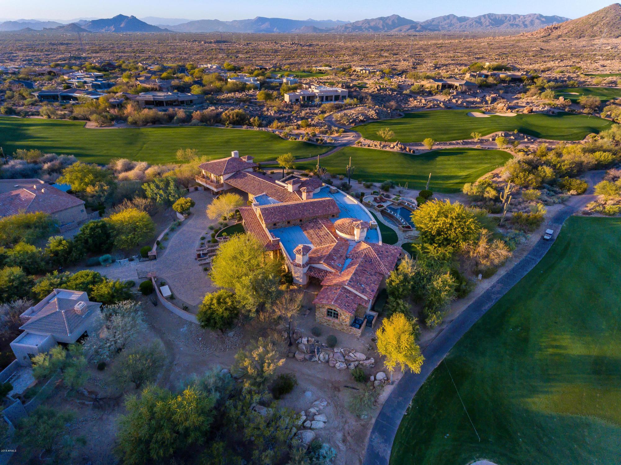 MLS 5725292 10232 E CINDER CONE Trail, Scottsdale, AZ 85262 Scottsdale AZ Troon North