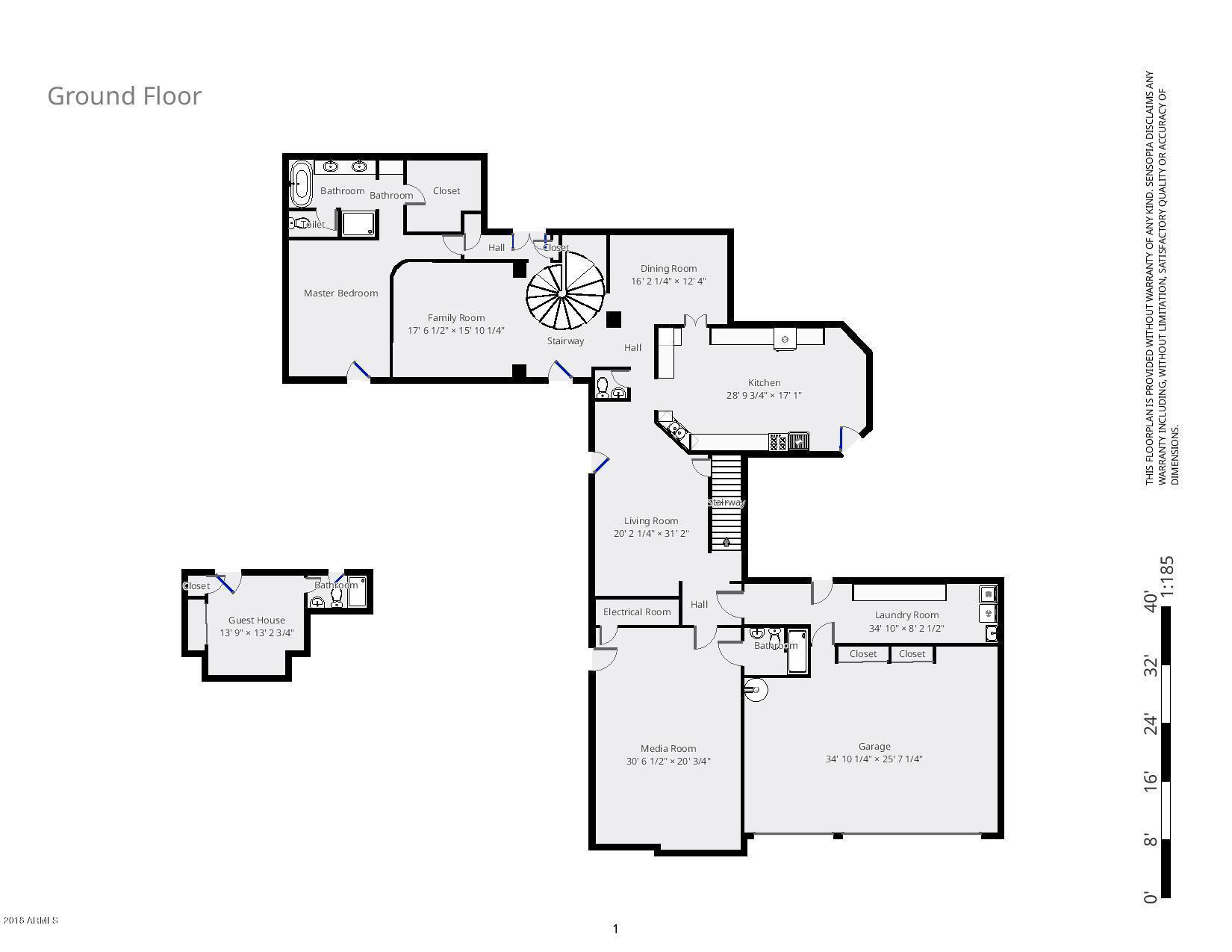 MLS 5792483 11256 W AUTUMNWOOD Road, Casa Grande, AZ 85194 Casa Grande AZ Homes 10,000 Plus SqFt Lot