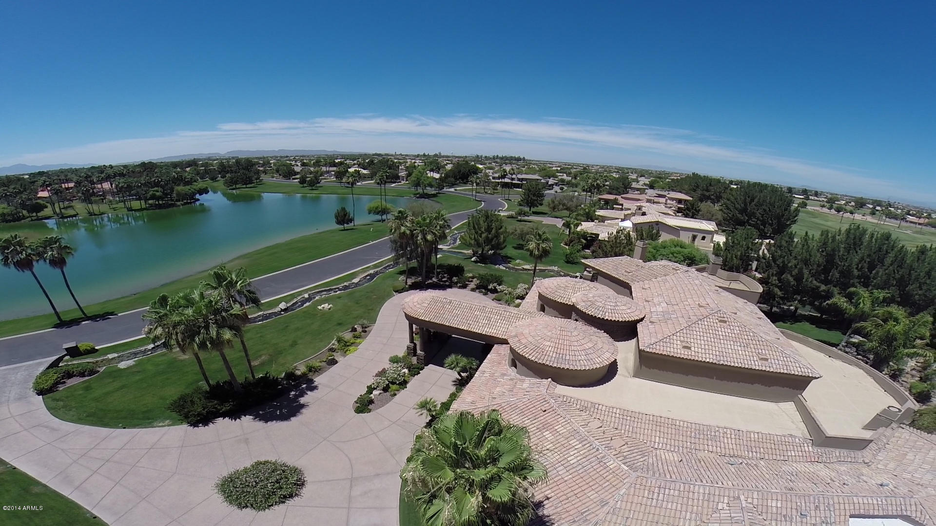 MLS 5835565 20 E OAKWOOD HILLS Drive, Chandler, AZ Waterfront Homes