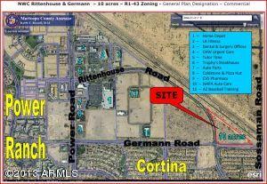 Property for sale at 18900 E Rittenhouse Road, Queen Creek,  Arizona 85142