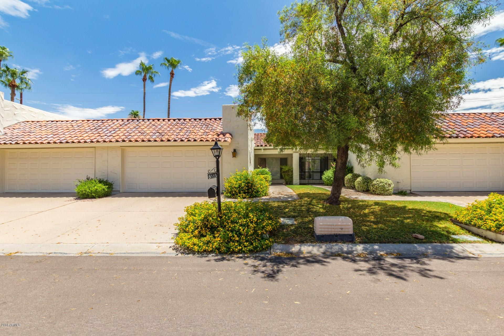 Photo of 5515 N 71ST Place, Paradise Valley, AZ 85253