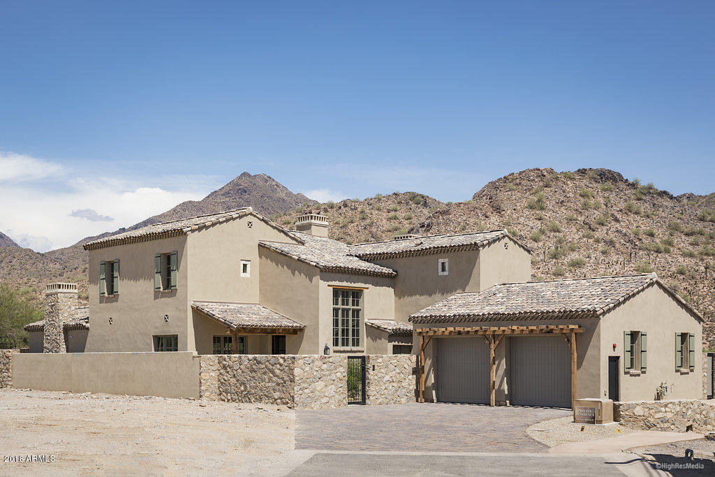 Photo of 18974 N SILVERLEAF Drive, Scottsdale, AZ 85255