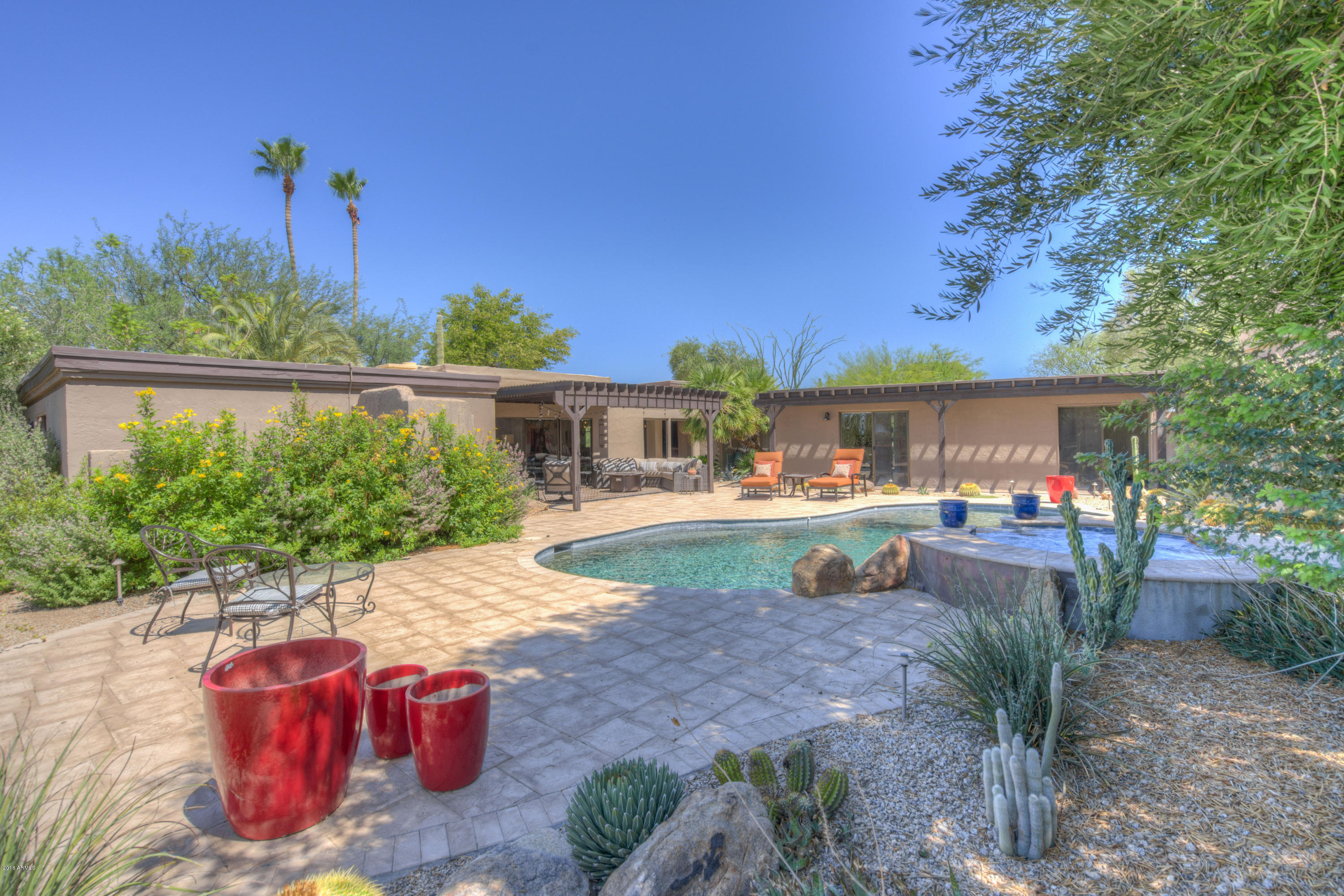 MLS 5797105 1155 E Beaver Tail Trail, Carefree, AZ Carefree AZ Golf