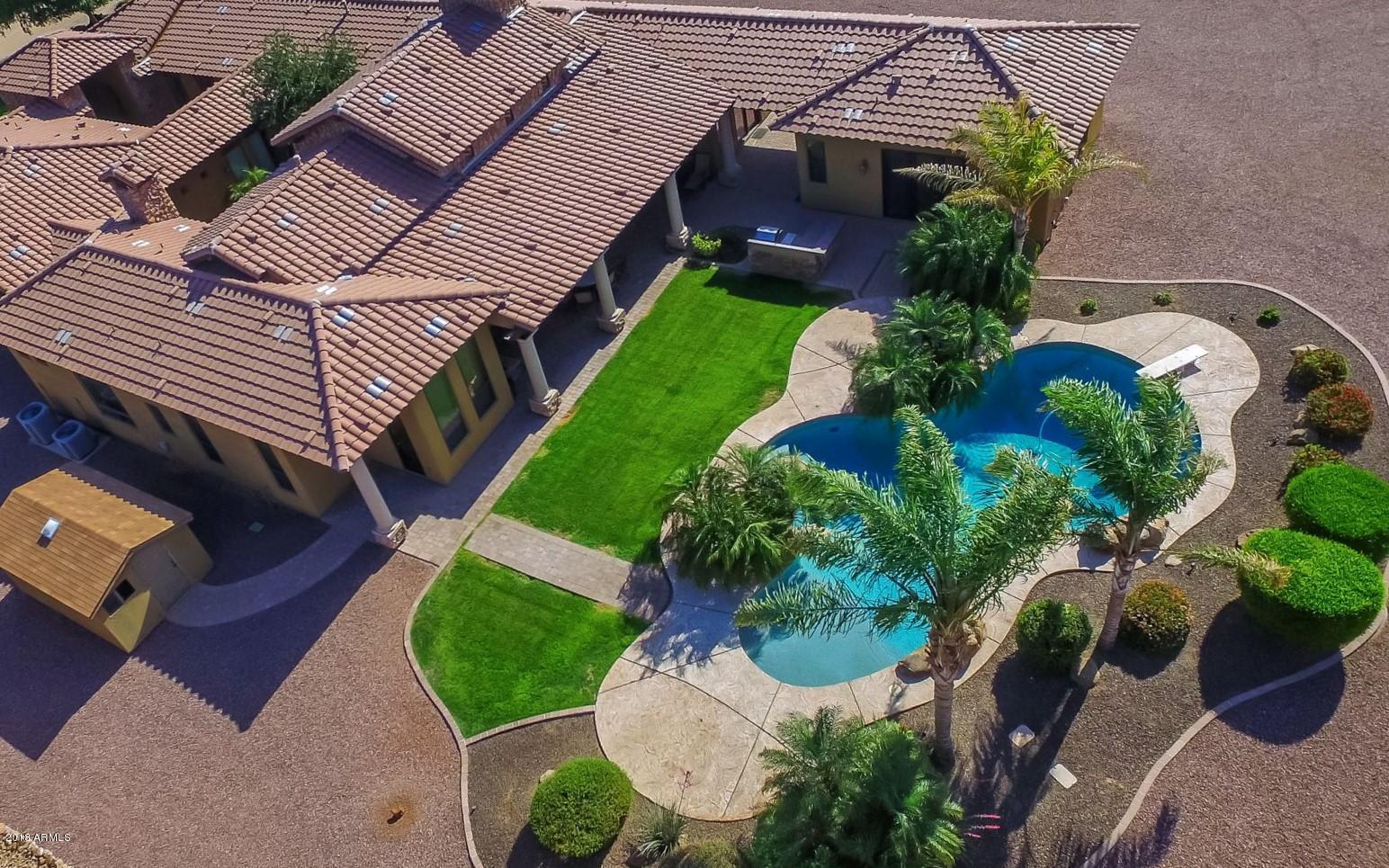 MLS 5797342 16943 E STACEY Road, Queen Creek, AZ 85142 Queen Creek AZ Private Pool